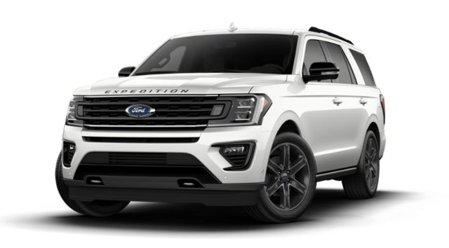 New 2019 Ford Expedition Limited SUV For Sale in Fredericksburg, VA